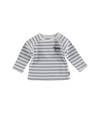 Bess Bess Sweater l. sl. Striped 21013-001