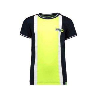 B.Nosy Boys short sleeve with big vertical contrast parts Y102-6437