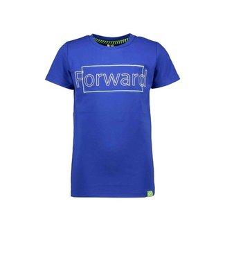 B.Nosy Boys short sleeve t-shirt with chest artwork Cobalt blue Y102-6430