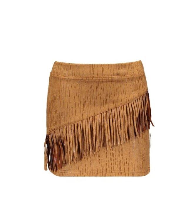 B.Nosy Girls fake suede skirt Y102-5741