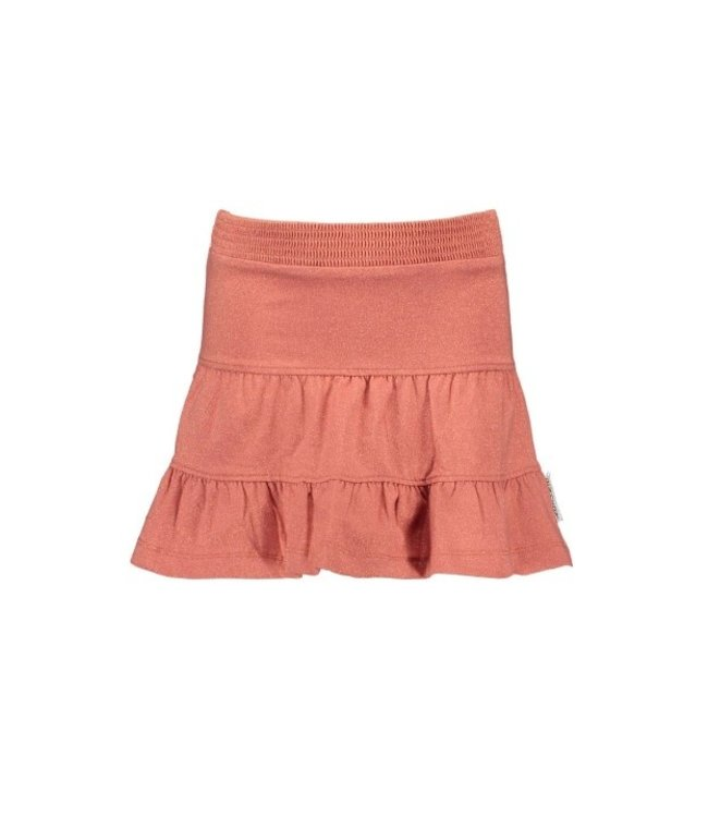 B.Nosy Girls  skirt with lurex and smocked wb Y102-5722