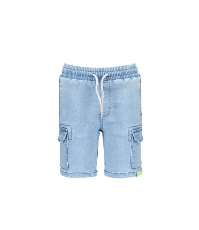 B.Nosy Boys denim shorts with patched pockets Y102-6633