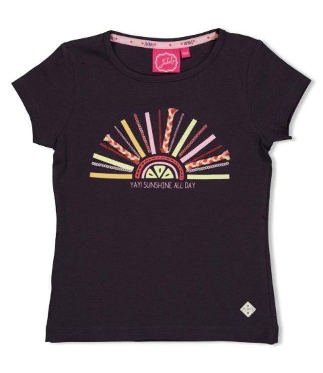 Jubel Jubel T-shirt antraciet - Tutti Frutti 91700299