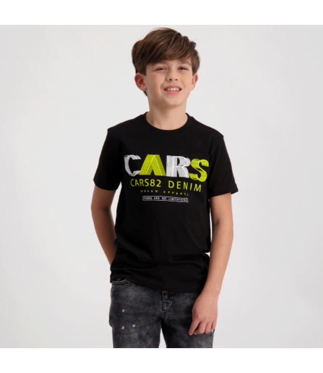 Cars Jeans Cars Jeans boys shirt wander Black 3089401
