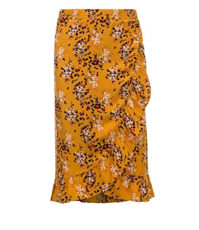 LOOXS 10Sixteen Woven printed long skirt FLORA AO 2112-5765