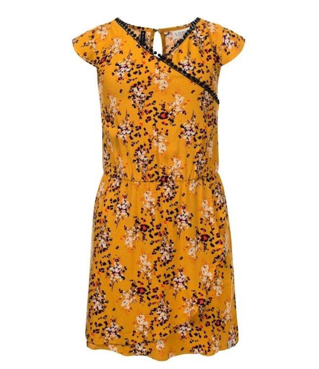LOOXS 10Sixteen Woven printed dress FLORA AO 2112-5865