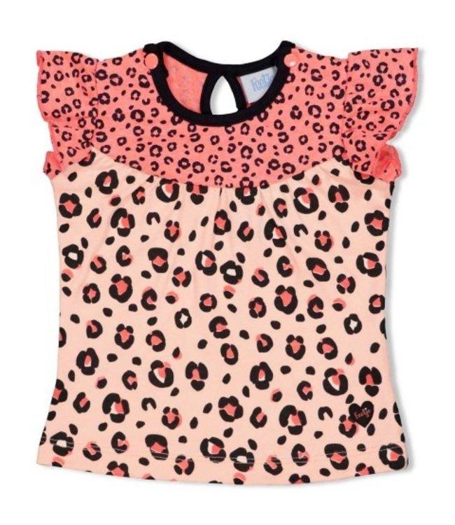 Feetje Singlet - Leopard Love 51700619