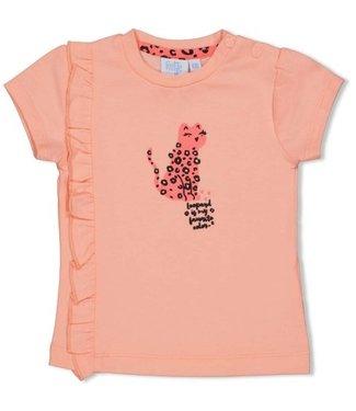 Feetje T-shirt - Leopard Love 51700623
