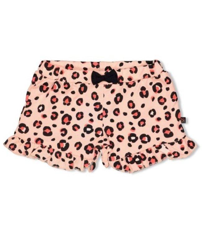 Feetje Short AOP - Leopard Love 52100243