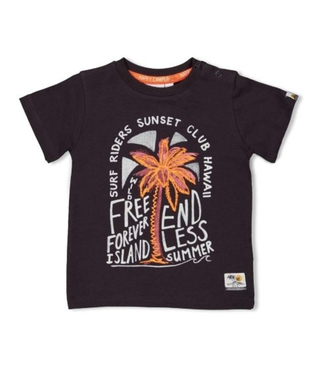 Feetje T-shirt Free - Happy Camper 51700640