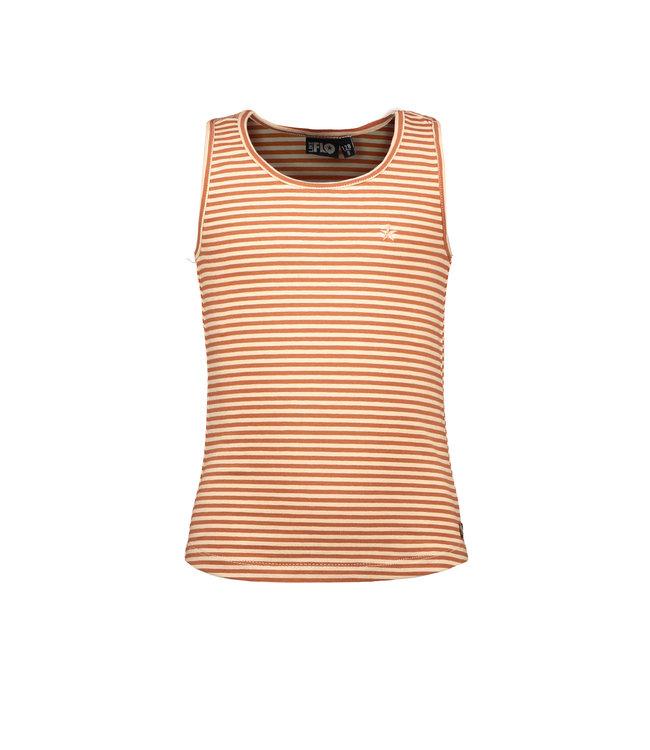 Like Flo Flo girls YD stripe singlet F103-5472 445