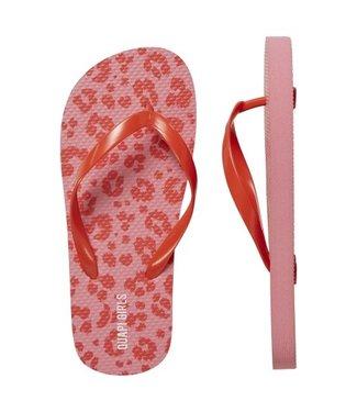 Quapi Quapi slippers Flox pink leopard s210
