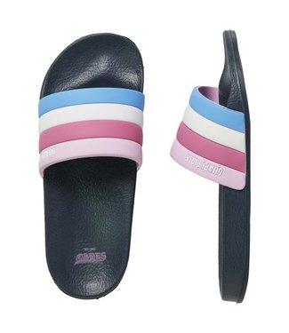 Quapi Quapi slippers Fiza dark blue s210