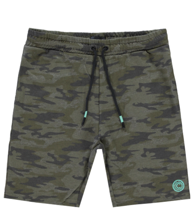 Cars Jeans Cars Jeans boys short Alleck camo army 373588