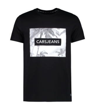 Cars Jeans Cars Jeans Tshirt Simmons black 3669301