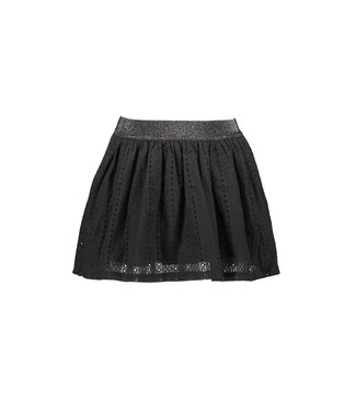 B.Nosy Girls cotton lace fabric skirt with black lining Y103-5753