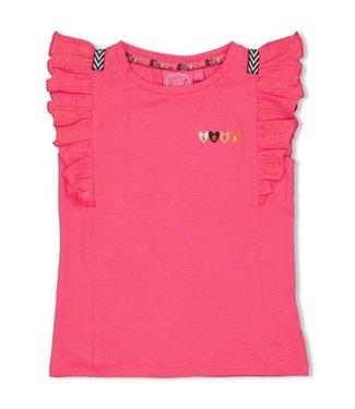 Jubel T-shirt - Whoopsie Daisy Fuchsia 91700283