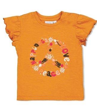 Feetje T-shirt Peace - Whoopsie Daisy 51700633
