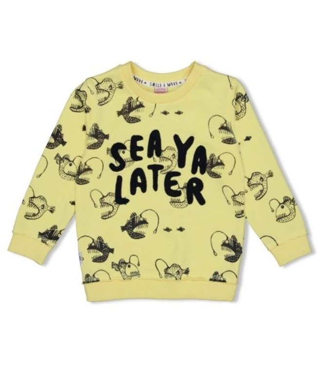 Sturdy Sweater AOP - Smile & Wave 71600424