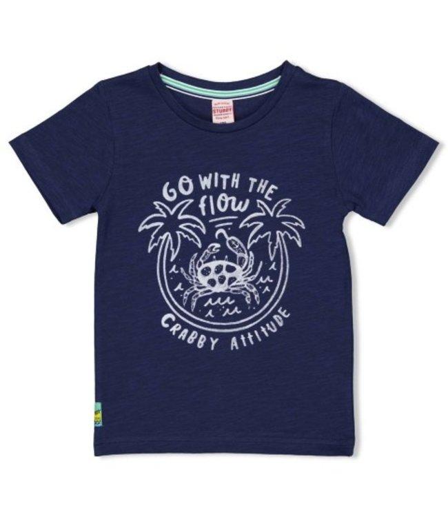 Sturdy T-shirt Flow - Smile & Wave 71700326