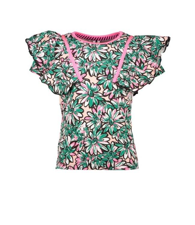 B.Nosy Girls sunny ao shirt with big ruffles Y103-5453
