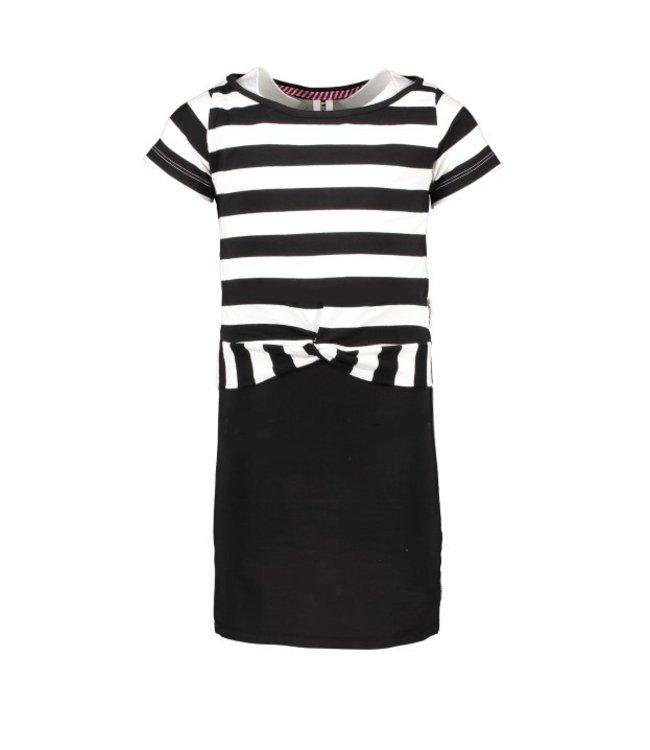 B.Nosy Girls 2 in 1 dress, tanktop dress with knot shirt Y103-5863
