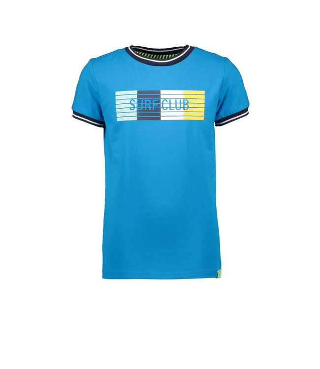 B.Nosy Boys t-shirt with multicolor chest print Y103-6443