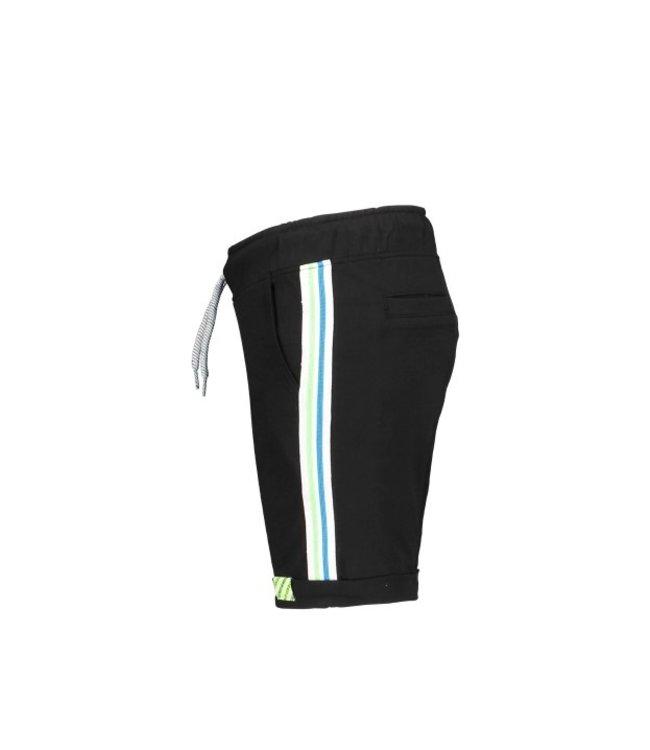 B.Nosy Boys sweat shorts with multicolor rib at hem Y103-6621