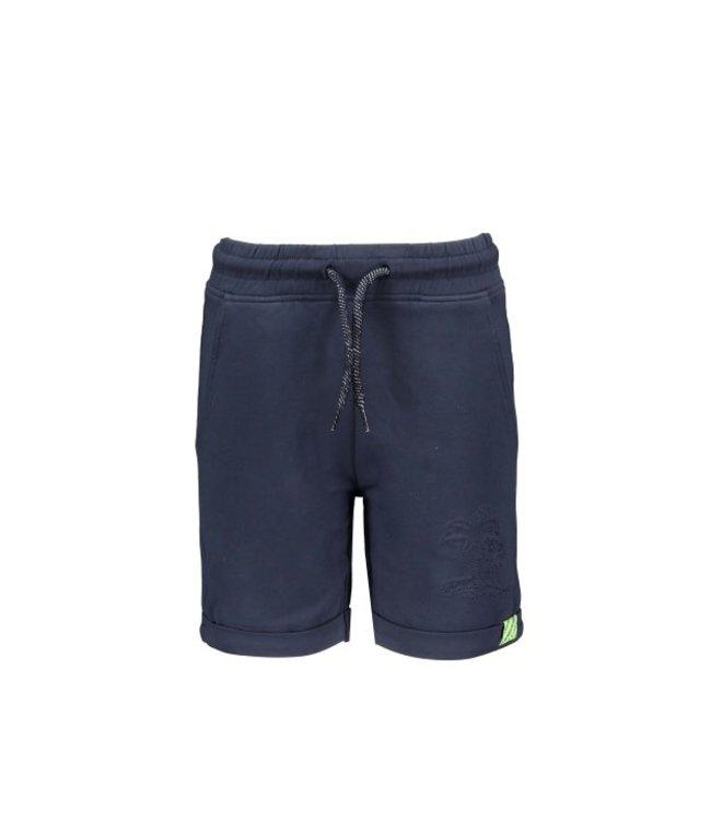 B.Nosy Boys uni shorts with smocked wb Oxford blue Y103-6641