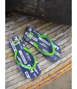 Quapi Quapi slippers Fedja S210 dark blue