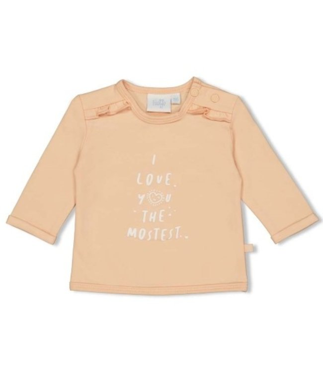 Feetje Longsleeve I Love You - Hearts