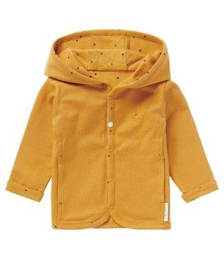 Noppies Noppies U Cardigan REV Bonny p747 honey yellow