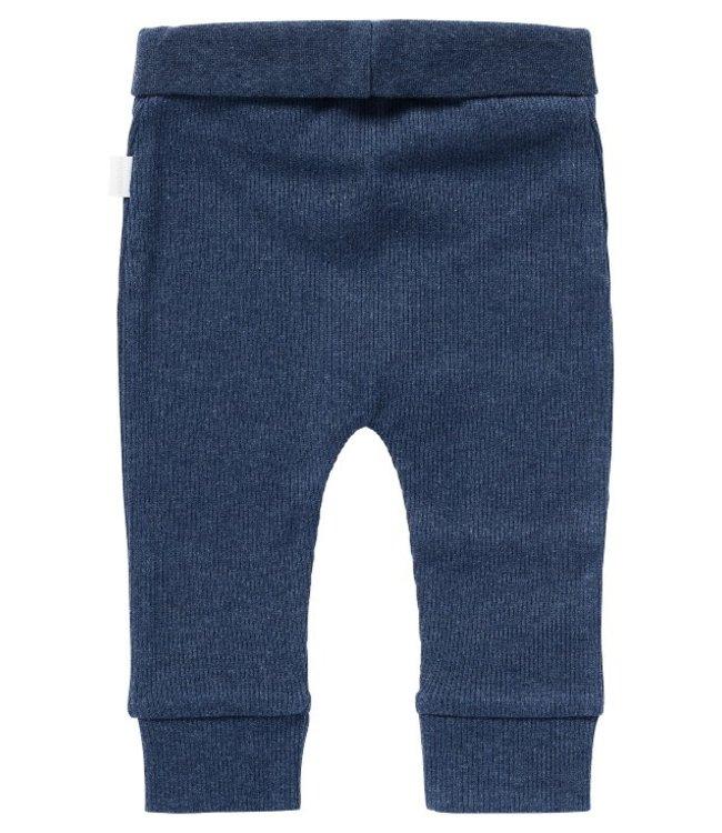 Noppies Noppies U Pants comfort Rib Naura p758 navy
