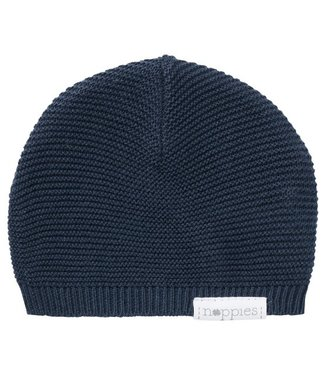 Noppies Noppies U Hat Knit Zola navy 67399 c166