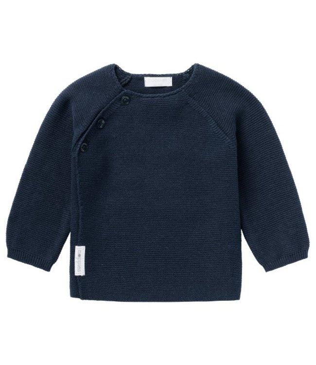 Noppies Noppies U Cardigan Knit ls Pino navy c166