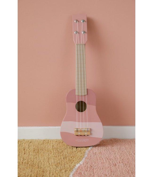 Little Dutch Little dutch Gitaar pink LD7014