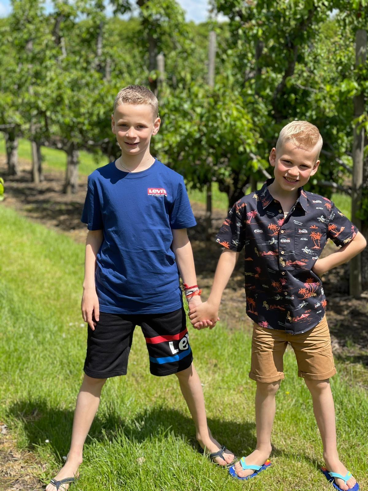 Levi's en Sturdy blog van Levi en Joël