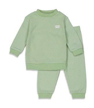 Feetje Feetje  pyjama Groen SUMMER SPECIAL 305.533