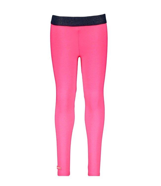 B.Nosy Girls plain legging Knock out pink Y102-5540