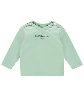 Noppies Nos hester shirtje Little one grey mint