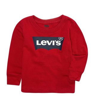 Levi's Levi's baby boy longsleeve Levi's Red 8646-R86