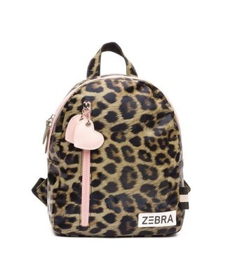 Zebra Zebra rugzak Leopard (S)