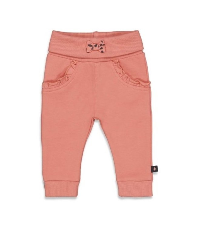 Feetje Feetje Broek - Full Of Love Terra Pink 52201682