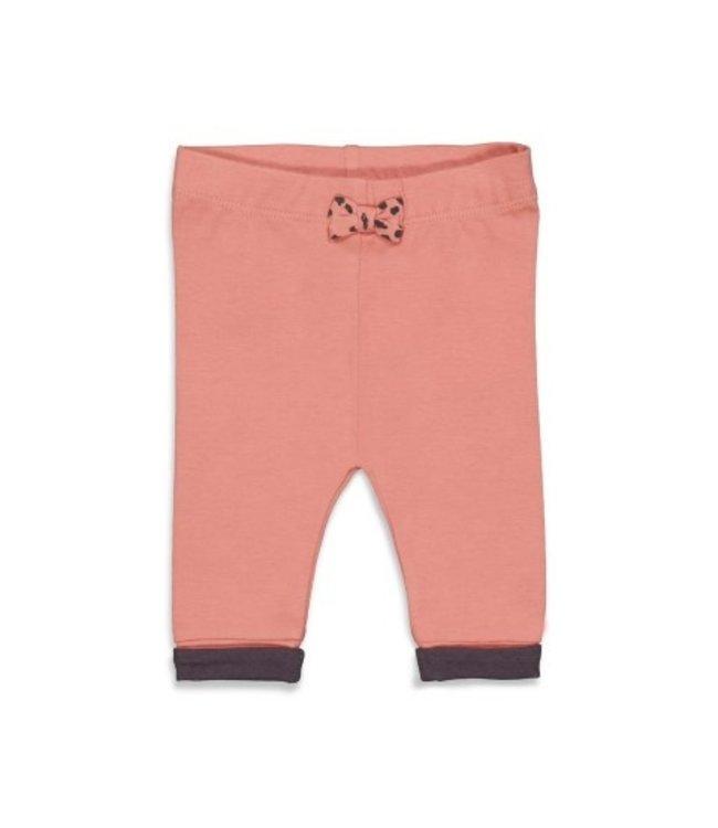 Feetje Feetje Legging - Full Of Love Terra Pink 52201681