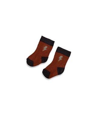 Feetje Feetje Sok - Wild Thing Bruin 50400156