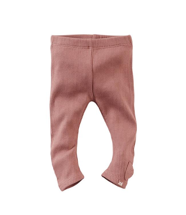 Z8 Z8 newborn Girls Legging Panay Red rust