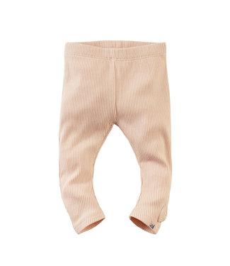 Z8 Z8 newborn Girls Legging Flores Dusty blush