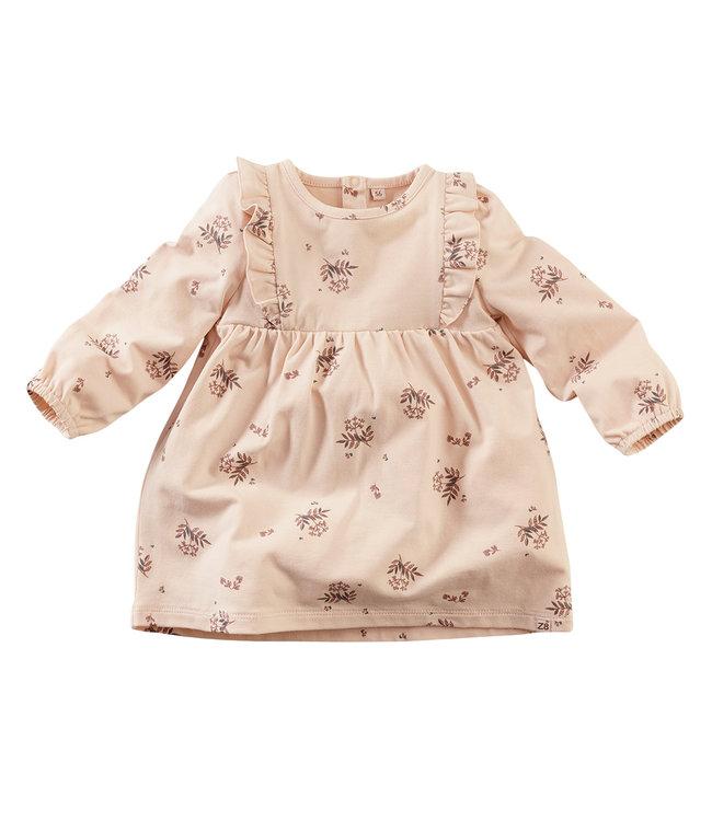 Z8 Z8 newborn Girls Jurkje Bimini Dusty blush/AOP