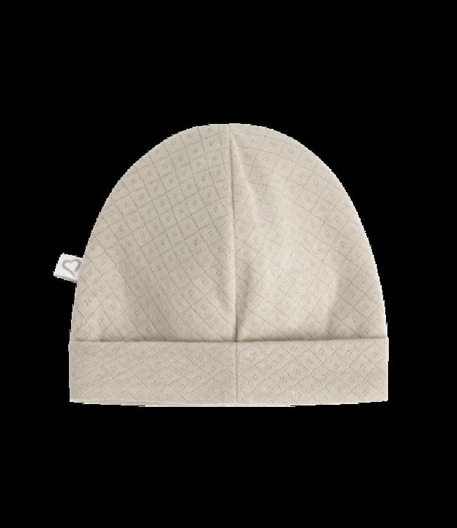 Mats & Merthe Mats&Merthe Rivka Hat Sand 2021-0031