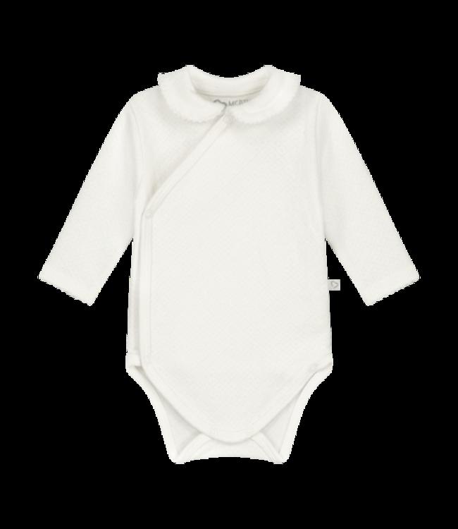 Mats & Merthe Mats&Merthe Charlotte Body Long Sleeve Off White 2021-0026